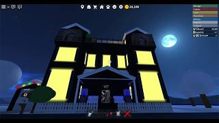 🍕WORK AT A PIZZA PLACE 🍕 | ROBLOX | Zombie Nation 503 Mansion