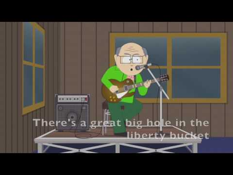 South Park Mr Garrison: Where my country gone?