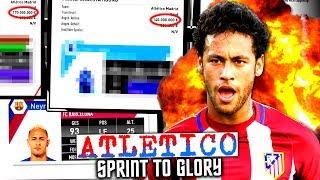 FIFA 17 : DIE HEFTIGSTE TRANSFERPHASE MEINES LEBENS !!! 💸😱😳 ATLETICO MADRID SPRINT TO GLORY KARRIERE