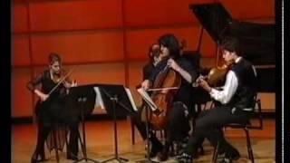 Schumann: Piano quartet IV. Finale.Vivace