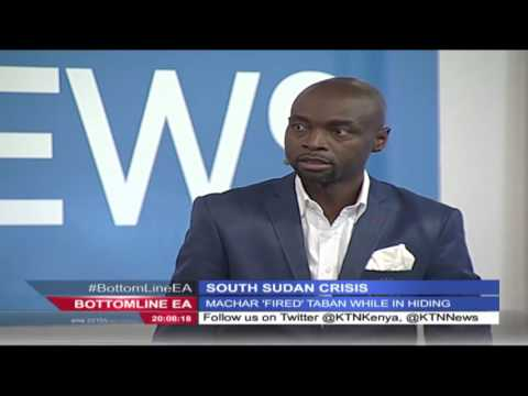 Bottomline East Africa 5th August 2016 - South Sudan Crisis