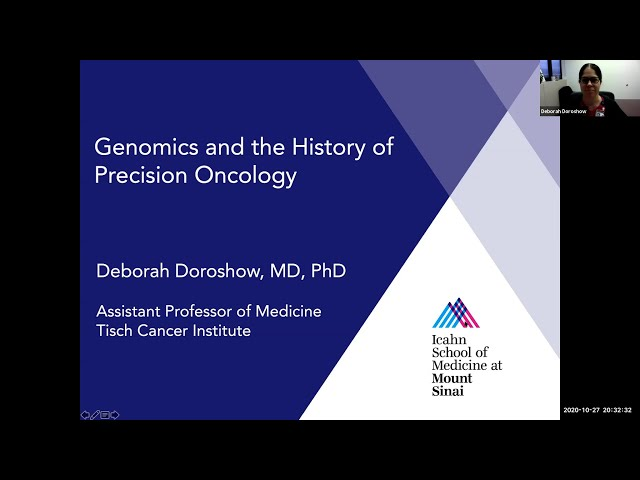 Genomics and the History of Precision Oncology
