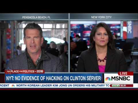 MSNBC FactChecks Senior Clinton Advisor On The Ongoing FBI Investigation