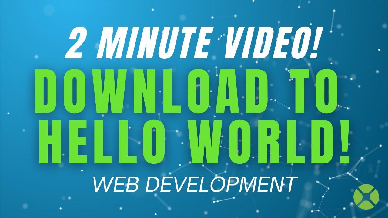 Hello! Xojo Web App