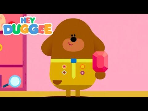 The Treasure Hunt Badge - Mini Episode - Hey Duggee Series 1 - Hey Duggee