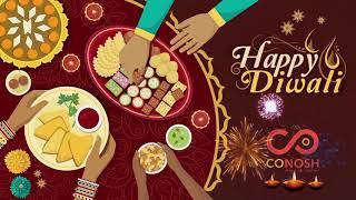 Happy Diwali Animated Video