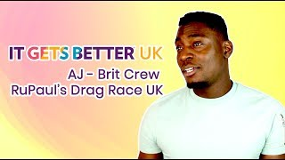 It Gets Better UK - AJ (RuPaul's Brit Crew)