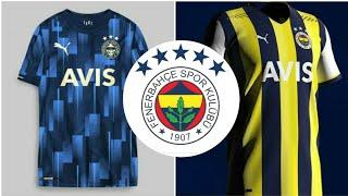 Fenerbahçe 5 Yıldızlı Yeni Sezon Tahmini Puma Formaları.#puma