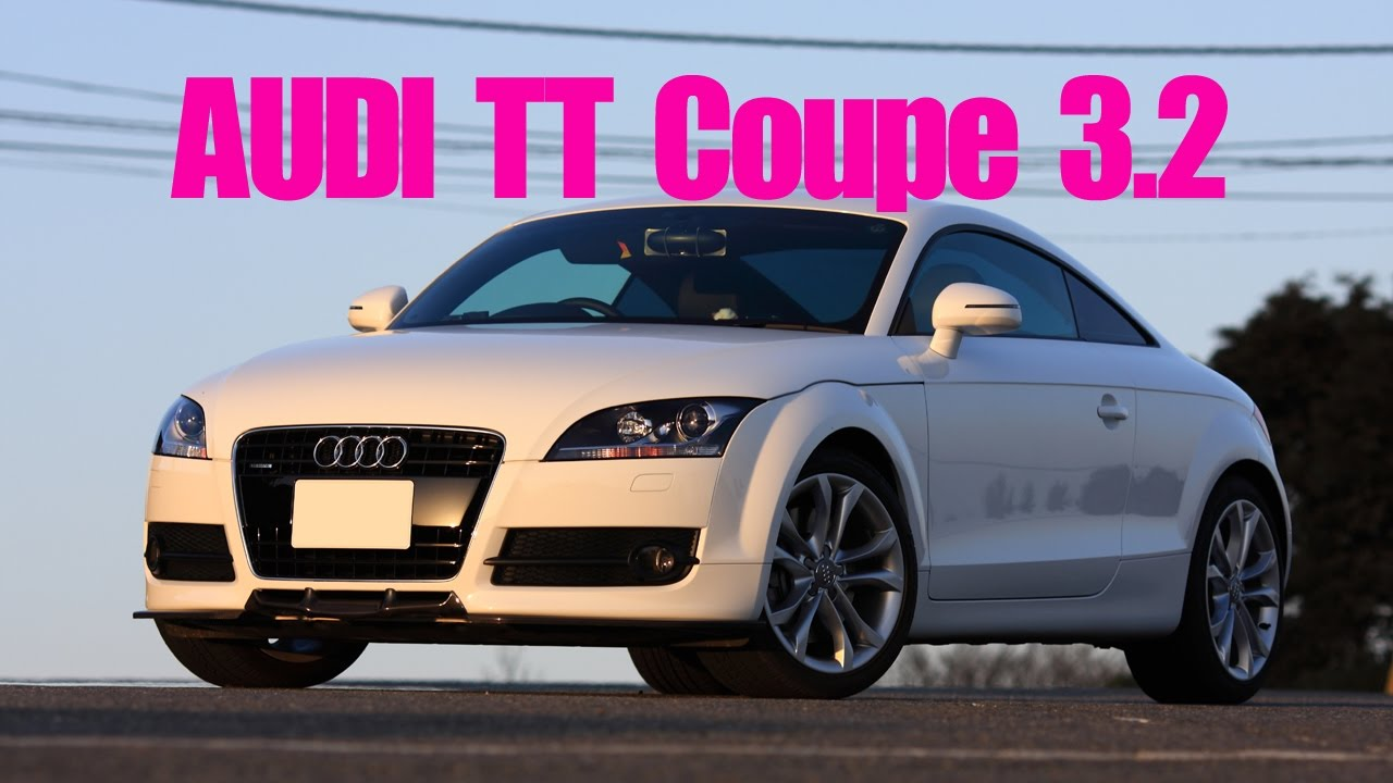 AUDI TT V Quattro J Car Photography YouTube - Audit car