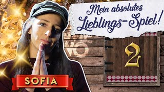 Mein Lieblingsspiel: Sofia | Game Two Adventskalender #2