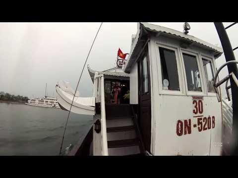 Returning from Cat Ba, Ha Long Bay to Hanoi