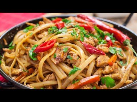 recette-wok-poulet-légumes-sauce-soja