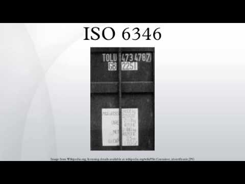 ISO 6346