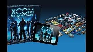 обзор. XCOM The board game