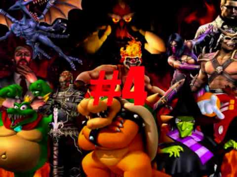 Top 10 Villain Themes In Video Games