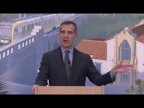 Foothill Gold Line State of the Project 2016: Luncheon Program