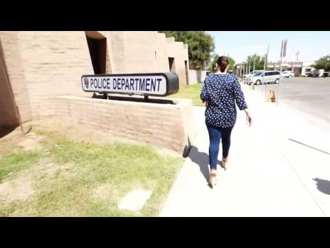 EL CENTRO POLICE : OFFICER TRIES TO ID ME, 1st Amend Audit