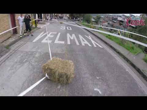Colombia Street Race - Enduro World Series Stage 1 Manizales