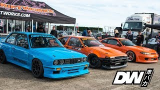 Driftworks Does Trax 2018