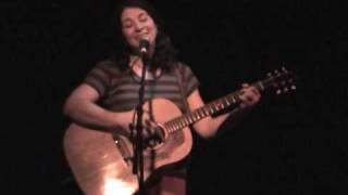 "Kris Delmhorst - ""Weatherman"" - Jammin Java, May 2009"