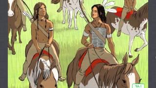 Lesson 9, The Buffalo Hunters