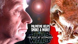 Palpatine Helps Snoke In The Rise Of Skywalker Leaked! (Star Wars Episode 9)