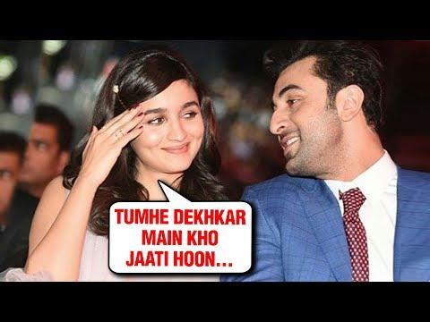 Alia Bhatt SHOCKING REVELATION About Boyfriend Ranbir Kapoor
