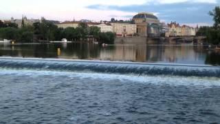Водная прогулка по Праге