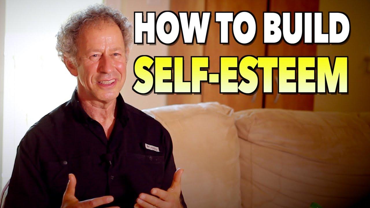 How to build a mans self esteem