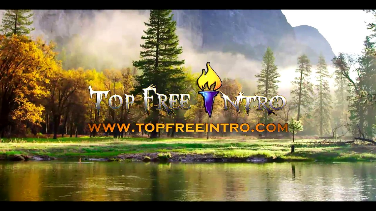 Top 10 Free Intro Templates 2017 No Text Download