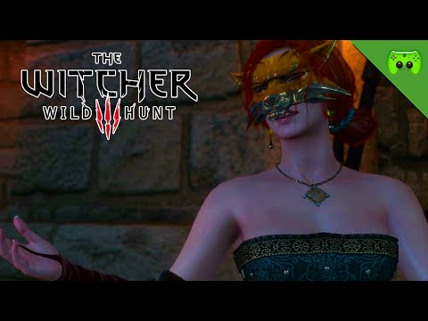 THE WITCHER 3 # 46 - Der Maskenball «» Let's Play The Witcher 3 | HD