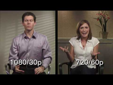 Telepresence vs HD Video Conferencing - Choosing Optimal Resolution and Frame Rate
