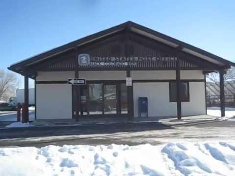 Post Office In Mack, Colorado