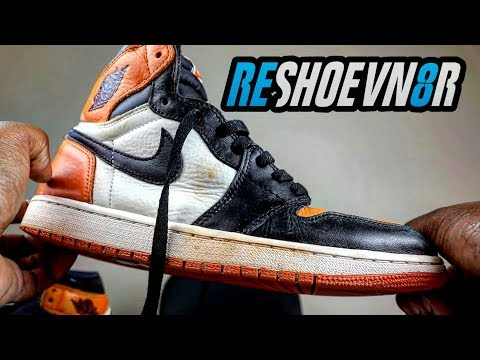 CAN RESHOEVN8R BRING BACK THE SHATTERED BACKBOARD JORDAN 1!!!