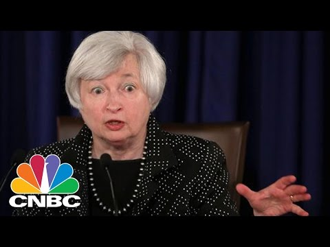 Stocks Fall After Janet Yellen News Conference | Closing Bell | CNBC