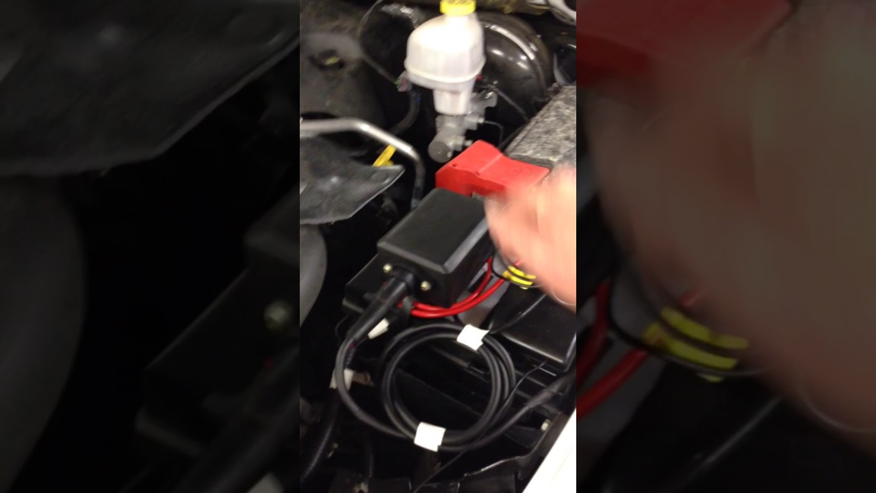 installing snow plow wiring harness
