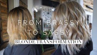 Blonde Bob Transformation || Lexi Dawn