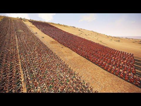 Насколько Рим Силен на Чемпионате Мира 2020?  Рим VS Эпир  в Total War: Rome 2