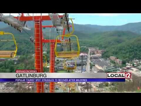 Gatlinburg rebuilding: Popular vacation spot trying to revitalize, draw in visitors