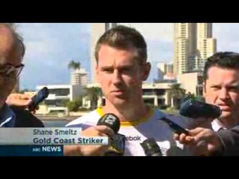 Smeltz rejoins Gold Coast