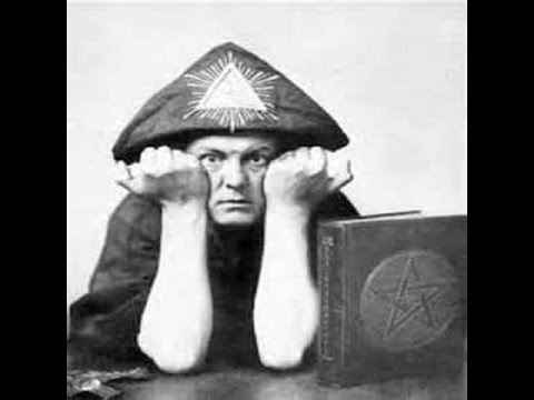 The Reason Aleister Crowley chose Satanism. Is he Barbara Bush