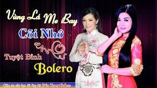 Dương Hồng Loan - Vùng Lá Me Bay, Cõi Nhớ   Tuyệt Đỉnh Nhạc Sen Trữ Tình   LK Nhạc Bolero Chon Lọc