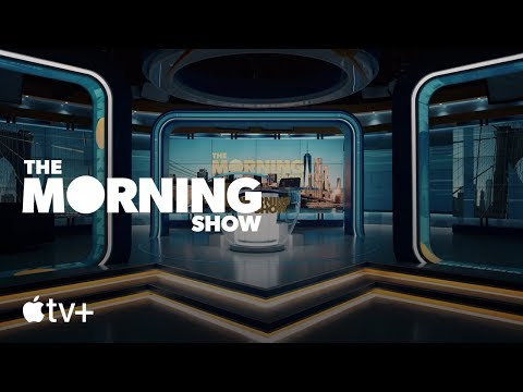 The Morning Show — Official Teaser Trailer | Apple TV+