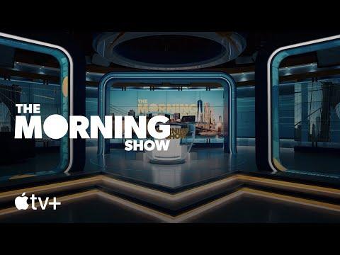 The Morning Show — Official Teaser Trailer   Apple TV+
