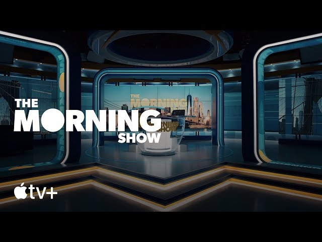 The Morning Show - Official Teaser Trailer | Apple TV+
