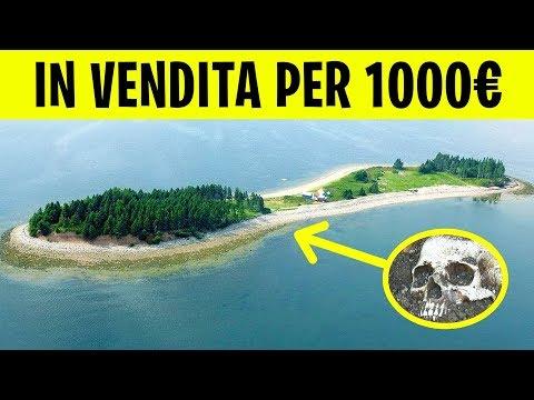 7 Bellissime Isole Che NESSUNO Vuole Comprare A Nessun Prezzo