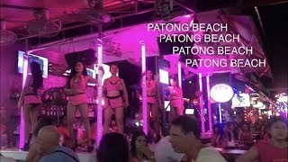Prostytutki, imprezy i muay thai - czyli Patong Beach