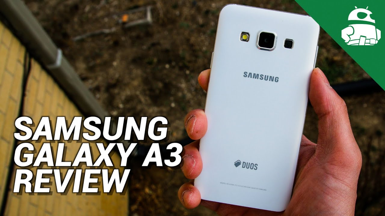 samsung galaxy a3 review youtube. Black Bedroom Furniture Sets. Home Design Ideas
