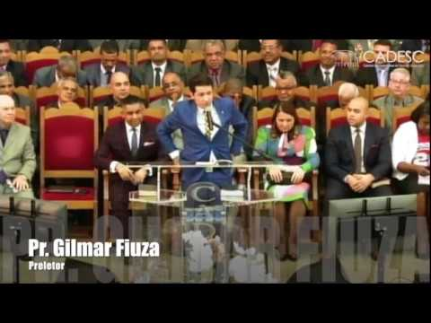 Pr. Gilmar Fiuza - 23º Congresso da UMADESC