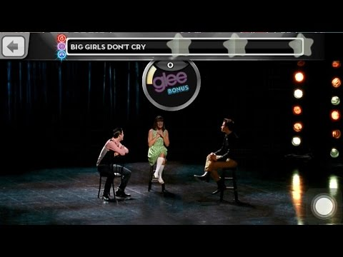 Glee Forever BIG GIRLS DON'T CRY (EX)